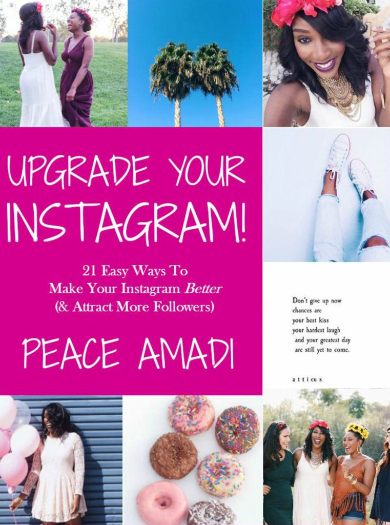 Upgrade Your Instagram - BOOK COVER - NO PINK OUTLINE